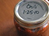 Canning Your Own Chili