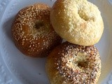 Chewy Bagels ~ You Have to Make These