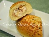 Chicken Bacon Ranch Bakes