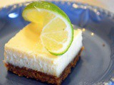 Cool Lime Squares