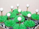 Cupcakes for the Golfer in Your Life