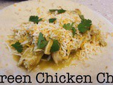 Green Chicken Chili Verde