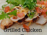 Make Your Own Chicken Rub & Easy Grilled Chicken Tacos