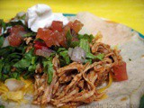 Shreddded Mexican Chicken: Converting a Crockpot recipe to Pressure Cooker