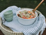 Greek Quinoa Salad: Our Favorite bbq Side dish