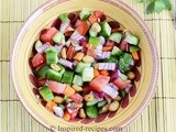 Cool and Crunchy Summer Salad