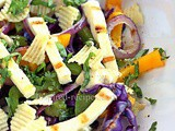 Crunchy Grilled Vegetable Salad