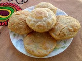 Instant Whole Wheat Khasta Kachori