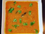 Quick and Easy Sambhar