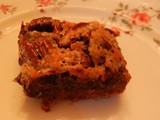 Christmas: German Chocolate Pecan Pie Bars