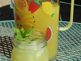 Citrus Iced Green Tea