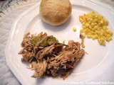 Crock Pot Mississippi Chicken