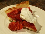 Mom's Strawberry-Banana Pie