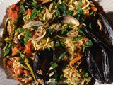 Trenette with Mussels and Clams