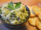 Artichoke Lemon Spread