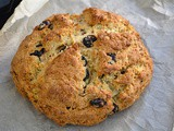 Cherry Walnut Soda Bread