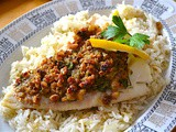 Pecan Crusted Cod #SundaySupper