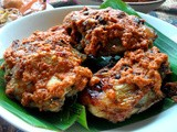 Ayam Percik Terengganu ( Spicy Grilled Chicken )