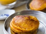 Chinese Fried Pumpkin Pancake ( 南瓜烧饼 )