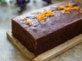 Chocolate Orange Loaf Cake