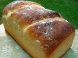 English Cottage Bread Loaf