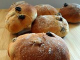 Nick Malgieri's Old Fashioned Raisin Bread