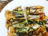 Pajeon ( Green Onion Pancake )