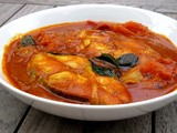 Sri Lankan Tamarind Fish Curry