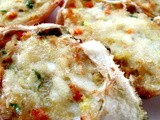 Stuffed Crabs ( Ketam Sumbat )
