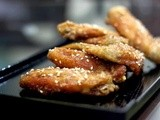 Tebasaki ( Japanese Fried Chicken )