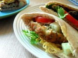 Thai Fish Cakes in Pita Pockets - Picnic Game