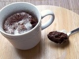 Cake in a Mug: Secret Recipe Club