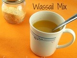 Homemade Wassail Mix