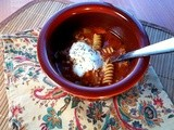 Lasagna Soup: Your Recipe, My Kitchen