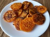 Roasted Sweet Potato Slices (glutenfree)