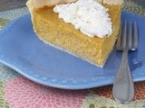 Sweetened Condensed Milk Pumpkin Pie