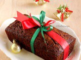 Boiled Fruit Cake | Easy Christmas Cake