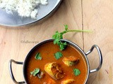 Easy Fish Kuzhambu without Coconut