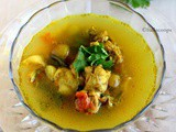 Easy Indian Chicken Soup | Chicken Soup Recipe