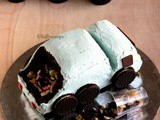 How to make a Garbage Truck Cake