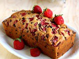 Strawberry Chocolate Chip Loaf