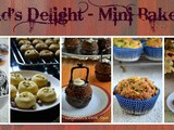 Announcing Kid's Delight – Mini Bakes