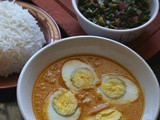 Bihari Style Egg Curry Recipe