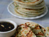 CongYou Bing – Chinese Scallion Pancake Recipe