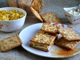 Cracker Sweetcorn Sandwich