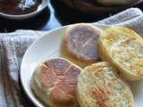 E – English Muffins – a – z Flat Breads Around The World