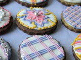 Eggless Royal Icing To Decorate Sugar Cookies
