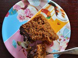 Eggless Whole Wheat Orange Cake with Chocolate Frosting – #BakingWithoutOvenSeries – Video Recipe