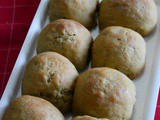 Eggless Whole Wheat Pav Buns – Tangzong Method