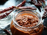 Homemade Red Chilly Sauce Recipe – Condiment Recipes